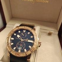 Ulysse Nardin Maxi Marine Diver 266-33-3A/92 2005 новые