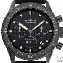 Blancpain Fifty Fathoms Bathyscaphe новые Автоподзавод Хронограф Часы с оригинальными документами и коробкой 5200 0130 B52A