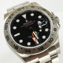 Rolex Explorer II neu Automatik Uhr mit Original-Box und Original-Papieren 216570