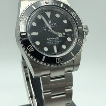 Rolex Submariner (No Date) 114060 New Steel 40mm Automatic