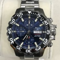 Ball Engineer Hydrocarbon Nedu Titanio 42mm Azul Sin cifras