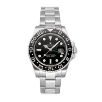 Rolex GMT-Master II 116710LN pre-owned