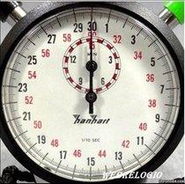 Hanhart Cronómetro novo