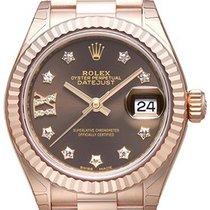Rolex Oro rosado 28mm Automático 279175 nuevo