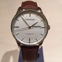 Louis Erard Steel Automatic 72288AA21 new