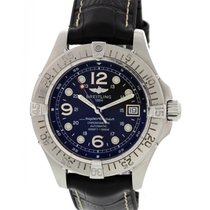 Breitling SuperOcean Stainless Steel A17360 Automatic