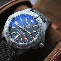 Breitling Avenger Blackbird 44 neu 2020 Automatik Uhr mit Original-Box und Original-Papieren V1731110.BD74.109W.M20BASA.1