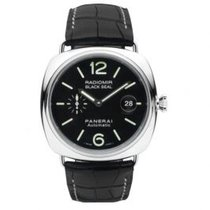 Panerai Radiomir Black Seal new Automatic Watch with original box and original papers PAM00287