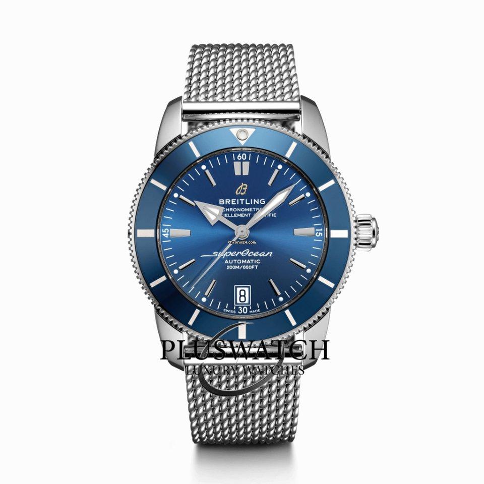 Ceny hodinek Breitling Superocean Héritage II 42  e8dfcae7d9