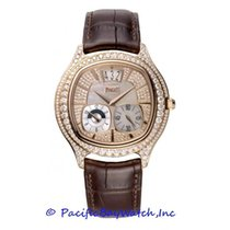 Piaget Emperador Rose gold 42mm Mother of pearl United States of America, California, Newport Beach