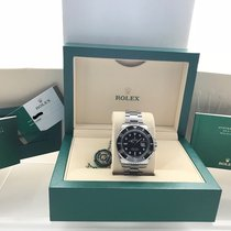 Rolex Sea-Dweller Steel 43mm Black No numerals United States of America, California, Los Angeles