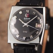 Rado 990 Swiss made 1960s Mens Automatic Stainless Steel...