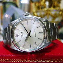 Rolex Oyster  Precision 6426 Stainless Steel Watch Circa 1972