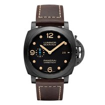 Panerai Luminor Marina 1950 3 Days Automatic Carbon 44mm Black Arabic numerals United Kingdom, London