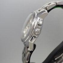名士 (Baume & Mercier) Capeland Chronograph Stahl/Stahl