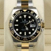 Rolex GMT-Master II Model 116713 Black Index Dial