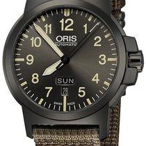 Oris BC3 42mm Grey United States of America, New York, Airmont