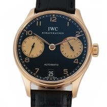 IWC Portuguese Automatic IW5001-21 pre-owned