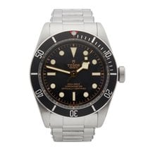 Tudor Heritage Black Bay Stainless Steel Men's 79230N - W5269