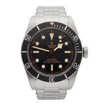 Tudor Heritage Black Bay Stainless Steel Men's 79230N - W5269