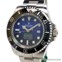 勞力士 Deepsea D-blue Serial Ref.126660