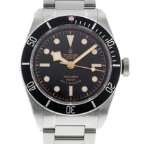 Tudor Heritage Black Bay 79220N Watch with Stainless Steel...