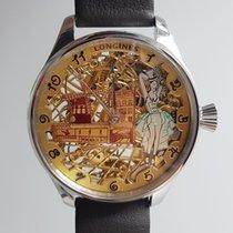 Longines Moulin Rouge Skeleton Marriage Wristwatch