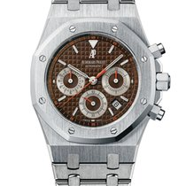 Audemars Piguet Royal Oak Chronograph Brown Chronograph