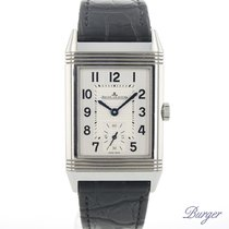 Jaeger-LeCoultre 25.5mm Manual winding 2017 pre-owned Reverso Classic Small Silver