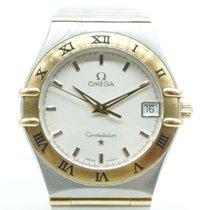 Omega 33mm Quartz pre-owned Constellation Quartz White