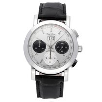 Paul Picot Chronograph 40mm Automatic pre-owned Silver