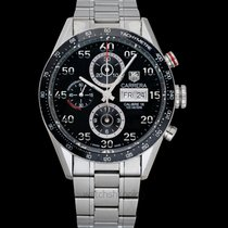TAG Heuer Carrera Calibre 16 pre-owned Steel