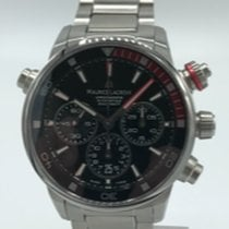Maurice Lacroix Steel 43mm Automatic PT6018-SS002-330 new