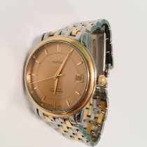 Omega De Ville Prestige Gold/Steel 34,7mm Gold No numerals United States of America, New York, Howard Beach