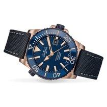 Davosa 42mm Automatic 2019 new Argonautic (Submodel) Blue
