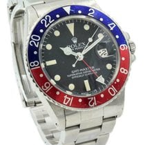 Rolex GMT-Master Steel 40mm White United States of America, Indiana, Carmel