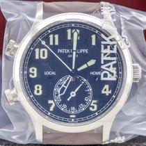 Patek Philippe Travel Time Witgoud 42mm Arabisch