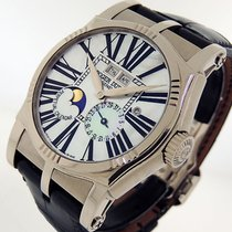 Roger Dubuis White gold Automatic Mother of pearl 43mm pre-owned Sympathie