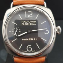 Panerai Radiomir Black Seal 3 Days Automatic Steel 45mm Black Arabic numerals