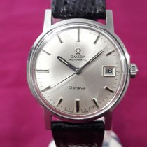 Omega 34mm Automatic Genève pre-owned Malaysia, KUALA LUMPUR