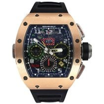 Richard Mille RM 11-02 Titanium 2018 RM 011 50mm new