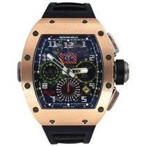 Richard Mille RM 11-02 Titan 2018 RM 011 50mm nou