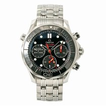 Omega 212.30.44.50.01.001 Steel 2010 Seamaster Diver 300 M 44mm United States of America, New York, New York
