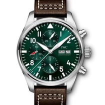 IWC Pilot Chronograph Acier