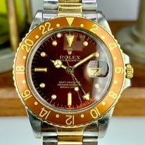 Rolex GMT-Master Gold/Steel 40mm Bronze No numerals United States of America, Florida, Miami