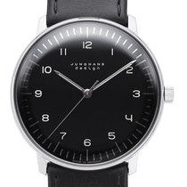 Junghans max bill Automatic 027/3400.04 New Steel 38mm Automatic