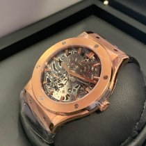 Hublot Classic Fusion Ultra-Thin 515.OX.0180.LR Very good Rose gold 45mm Manual winding