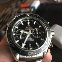 Omega Seamaster Planet Ocean Chronograph Steel 45,5mm Black
