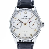 IWC IW5001-14 Steel 2010 Portuguese Automatic 42mm pre-owned United States of America, Georgia, Atlanta