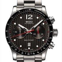 Mido Multifort Chronograph M025.627.11.061.00 neu